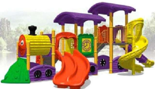children's entertainment room